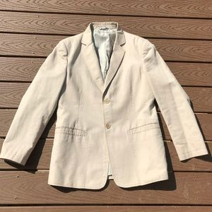 Calvin Klein Two Button Blazer Jacket